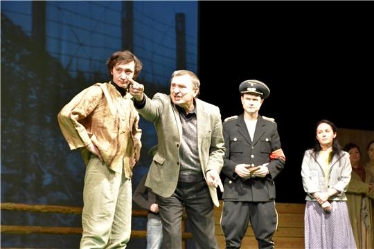 Чувашский драмтеатр в апреле покажет спектакль о судьбе строителей Сурского и Казанского оборонительных рубежей