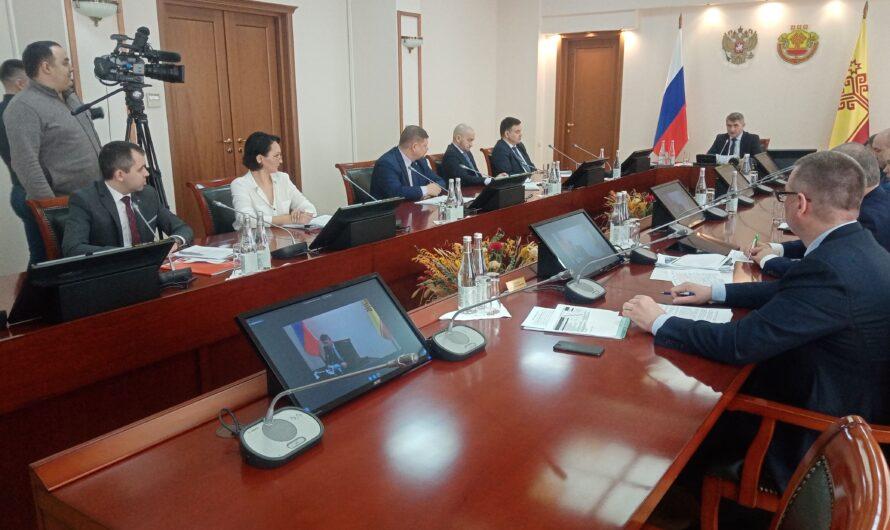 Олег Николаев обозначил необходимость модернизации тепловых сетей