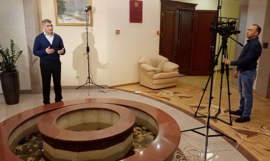 Олег Николаев вошёл в ТОП-20  рейтинга губернаторов по упоминаемости в социальных медиа