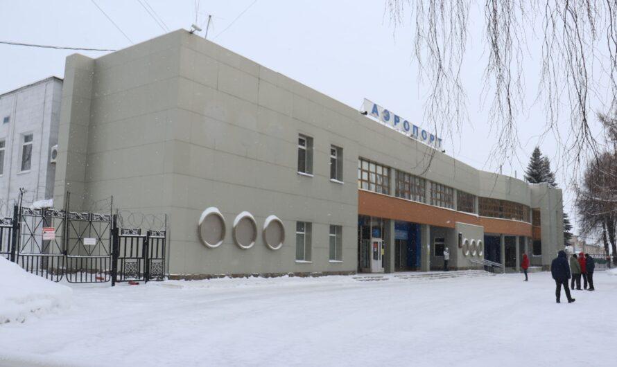 3 марта в аэропорту Чебоксары стартовала новая полетная программа по субсидированным маршрутам