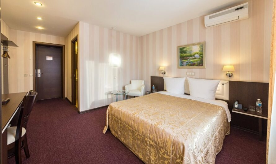 Гостиницы Чебоксар готовы принимать большой поток туристов