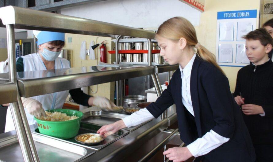 В школах республики проверили качество организации горячего питания
