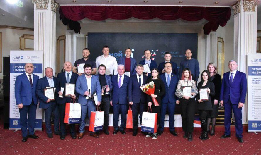 Олег Николаев вручил награды лучшим экспортерам Чувашии