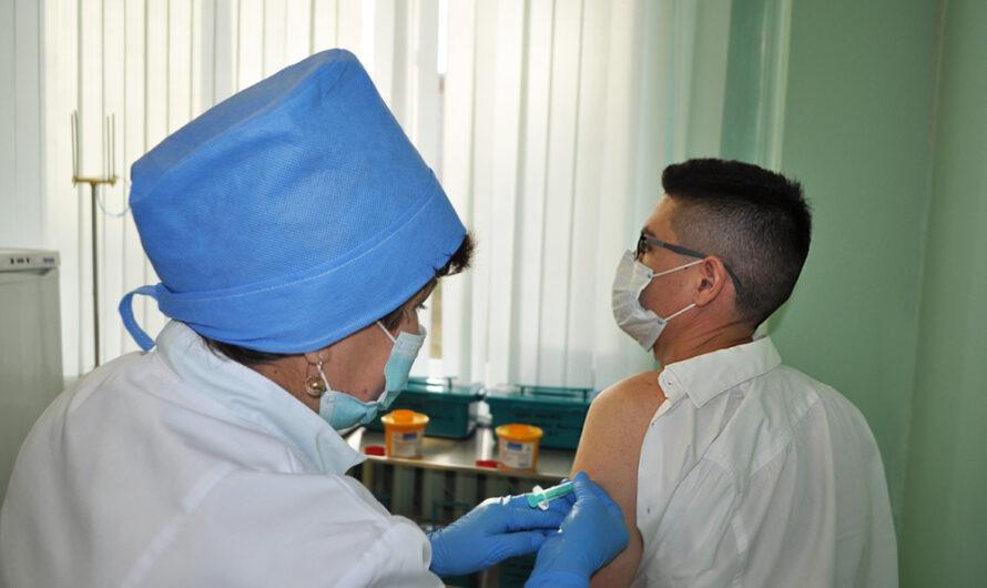 Более 23 тысяч жителей Чувашии записались на вакцинацию от COVID-19 дистанционно