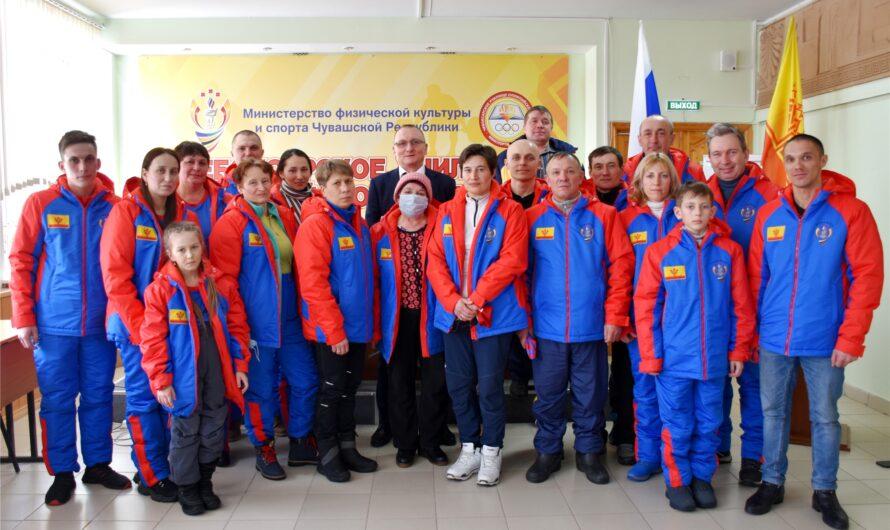 Команда Чувашии выступит на X Всероссийских зимних сельских спортивных играх