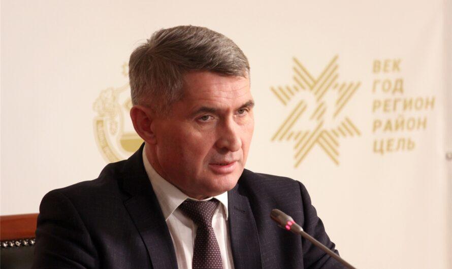 Олег Николаев прокомментировал решения, принятые Путиным, по дополнительной финансовой поддержке регионов