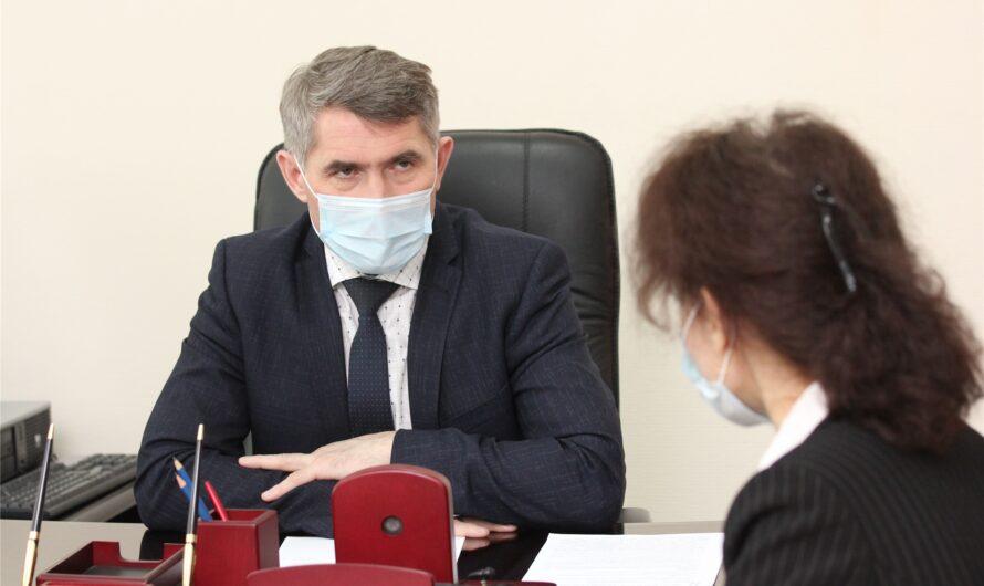 Олег Николаев рассказал о ситуации с долгостроями компании «Лидер»