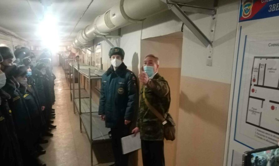 МЧС России оценило безопасность защитных сооружений ЧПО им. В.И.Чапаева и Чебоксарской ТЭЦ-2