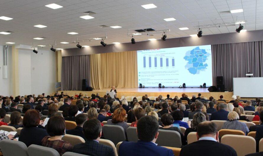 Алла Салаева открыла семинар, посвященный развитию образования