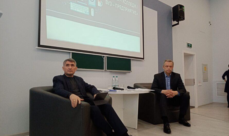 Олег Николаев: в республике нужно организовать конкурентную систему образования