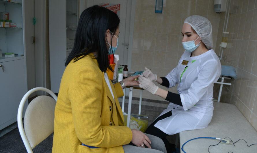 В Чувашии благодаря диспансеризации 60% выявленных онкозаболеваний диагностированы на ранней стадии