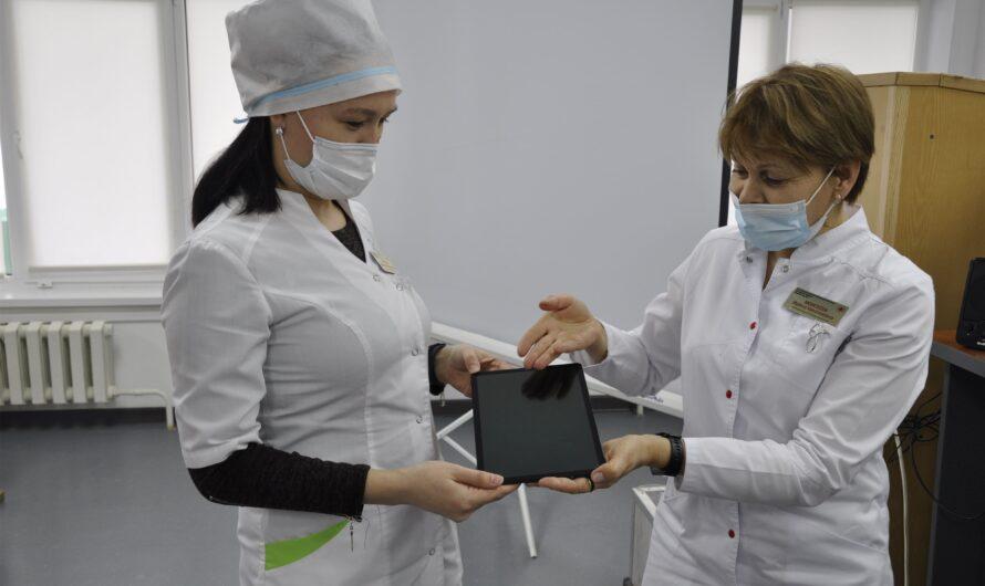 Чебоксарские педиатры получили планшеты для оперативной работы