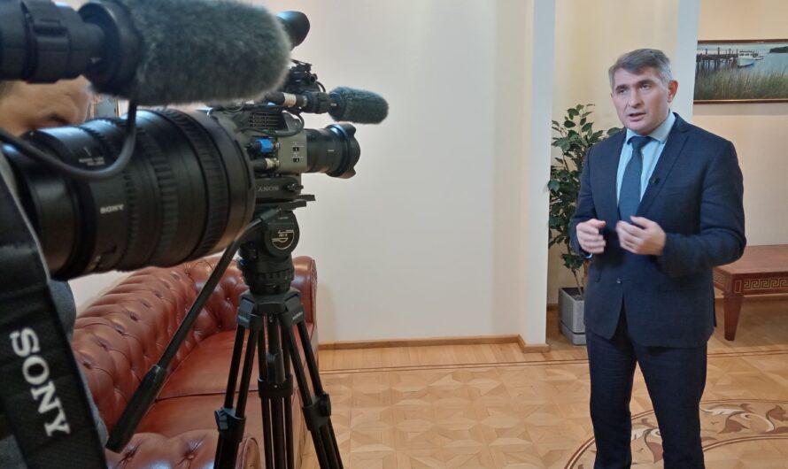 Олег Николаев рассказал, как выполнялось послание Президента 2020