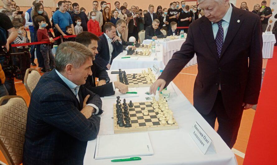 На предприятии «ЭКРА» может открыться шахматная школа