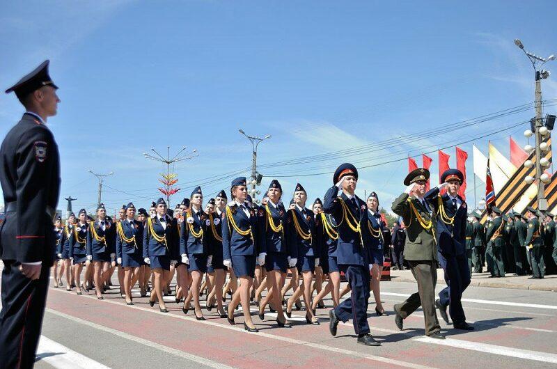 9 мая в Чебоксарах пройдёт Парад Победы