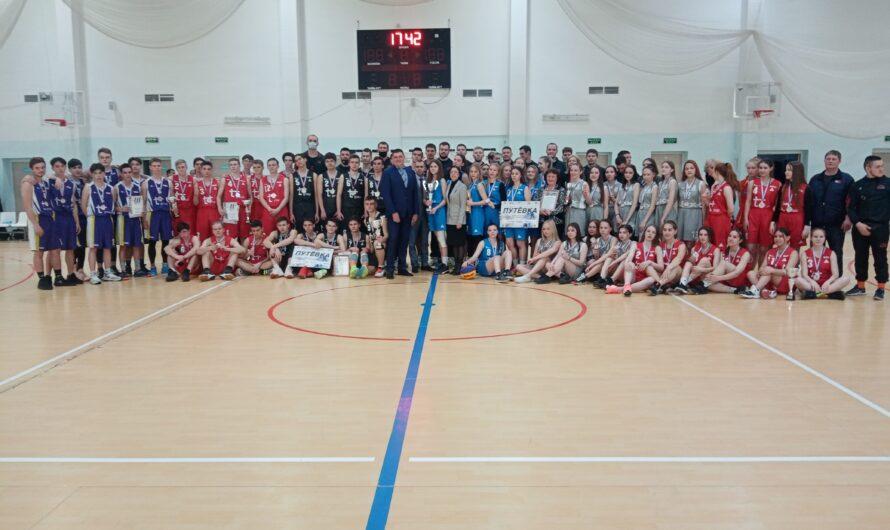 Чемпионат «КЭС-БАСКЕТ» определил лучших среди школьных баскетбольных команд Чувашии