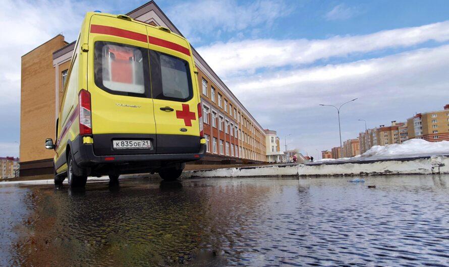 В Новочебоксарске бригада скорой помощи экстренно приняла роды