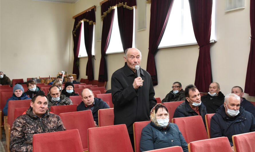 Олег Николаев поставил во главу угла интересы жителей населенных пунктов