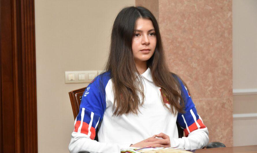 Лана Прусакова рассказала Олегу Николаеву о том, что осталось за кадром серебряной медали чемпионата мира