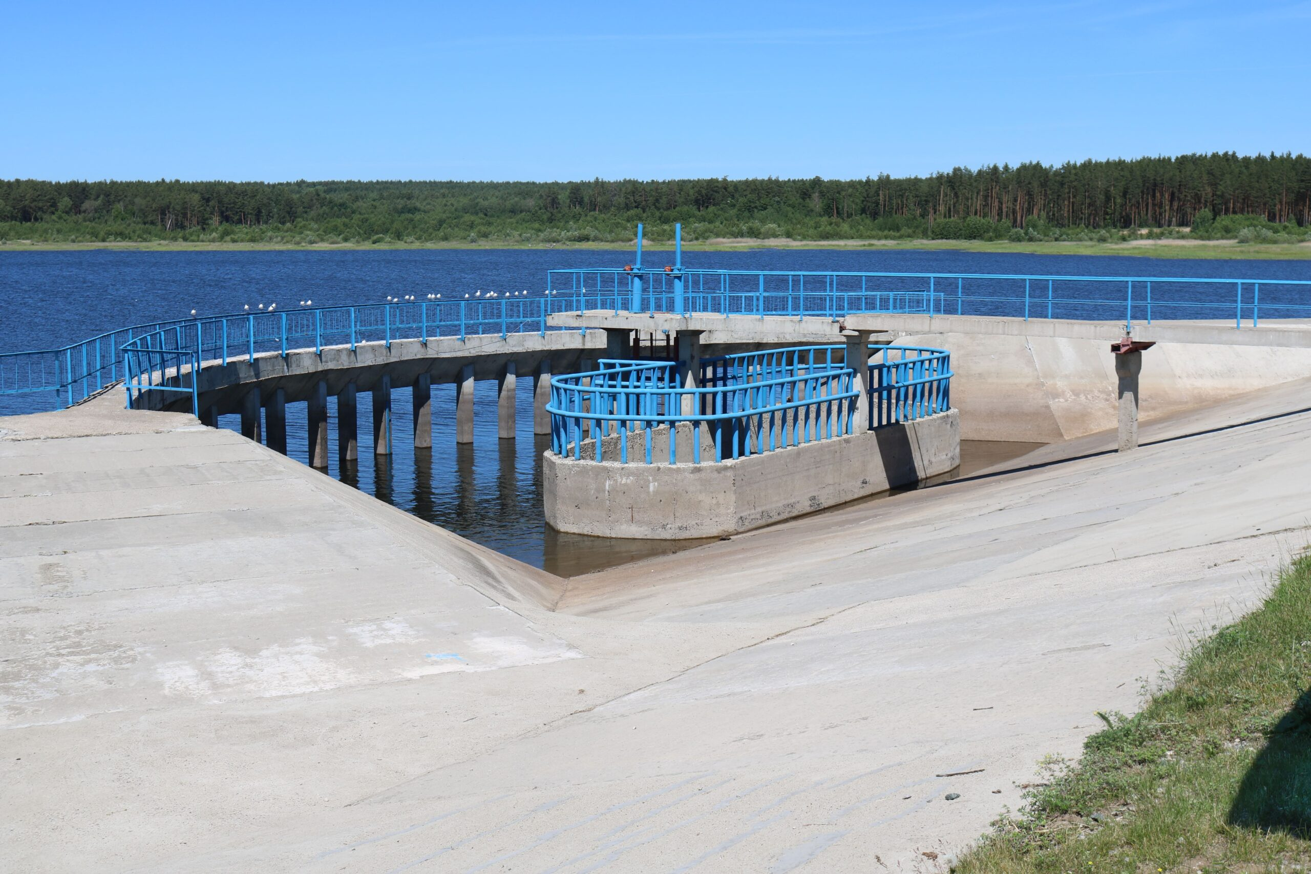 Объявлены конкурсы на строительство 1 и 4 пусковых комплексов группового водовода Шемуршинского водохранилища