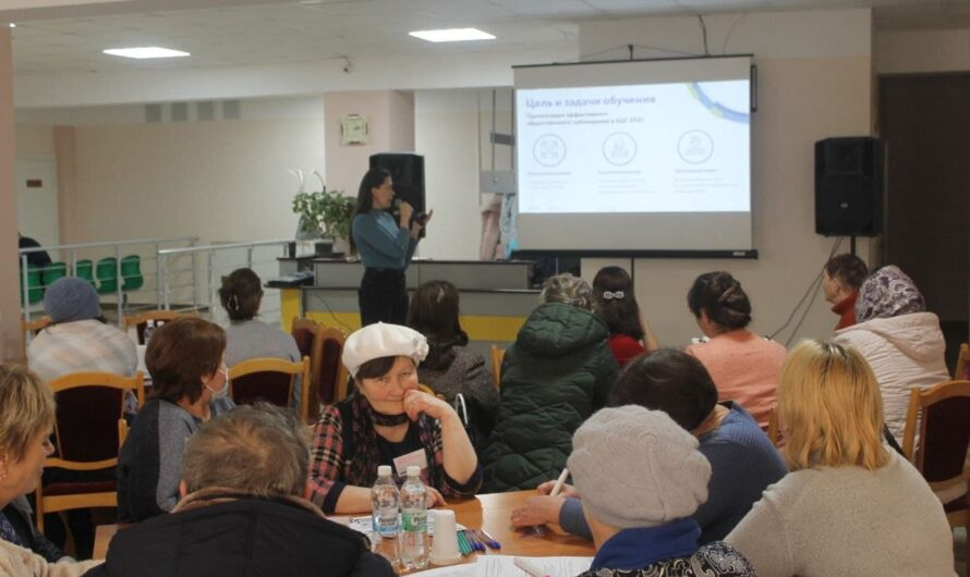 Общественные наблюдатели Шумерли и Шумерлинского района прошли первый этап обучения