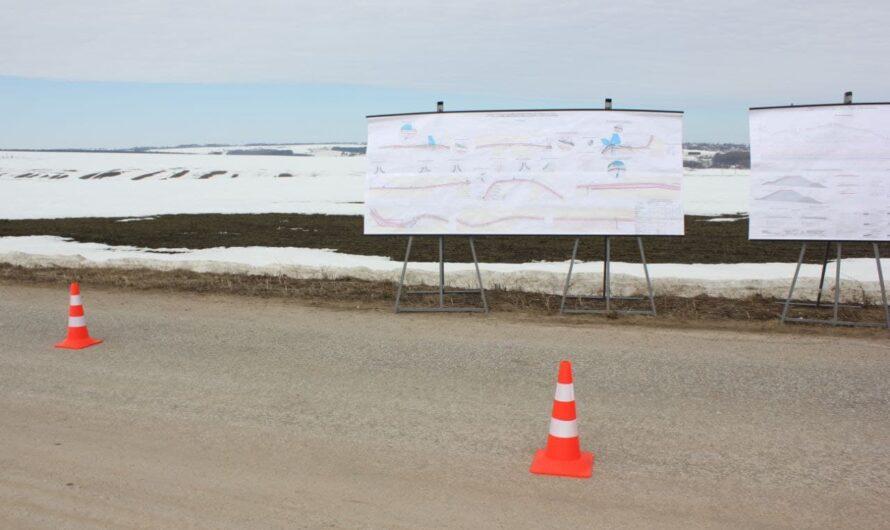 На дороге «Моргауши – Тораево – а/д Сура» капитально отремонтируют 7 километров