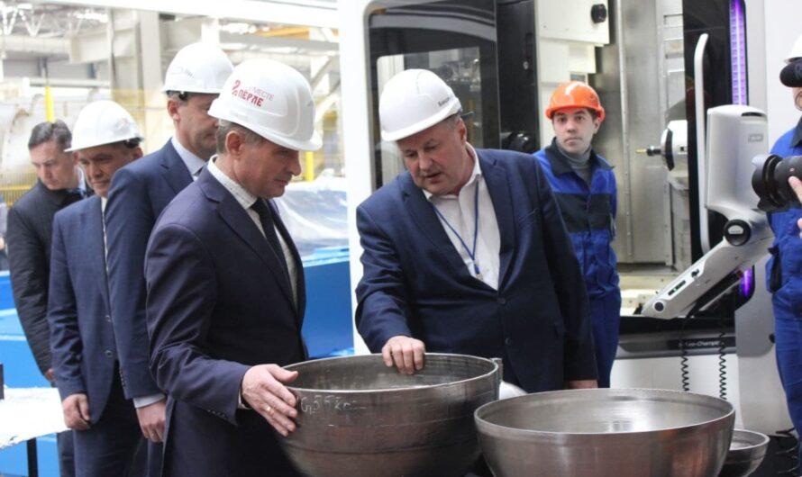 Продукцию чебоксарского предприятия «Сеспель» будут использовать в космической отрасли