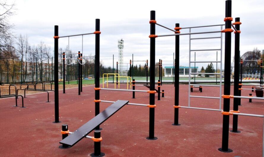 У школы в Кашмашах будет современная спортивная площадка
