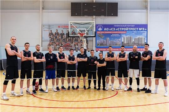 «Чебоксарские ястребы» вышли в финал чемпионата России