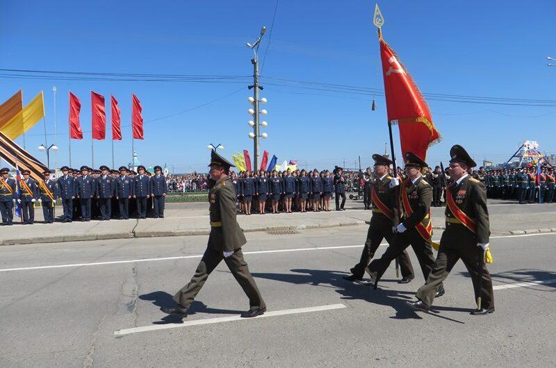 Всех участников Парада Победы в Чебоксарах протестируют на ковид