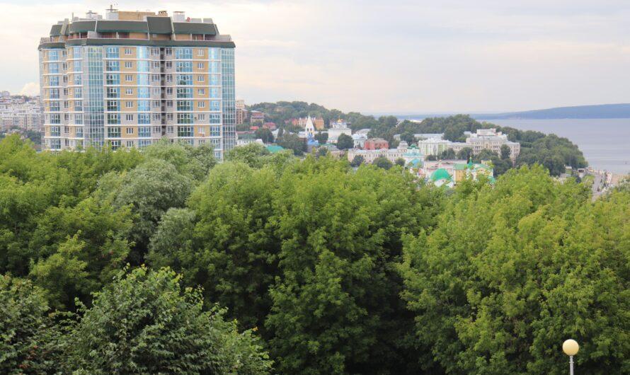 В Чувашии темпы ввода жилья выросли на 23 процента по сравнению с прошлым годом