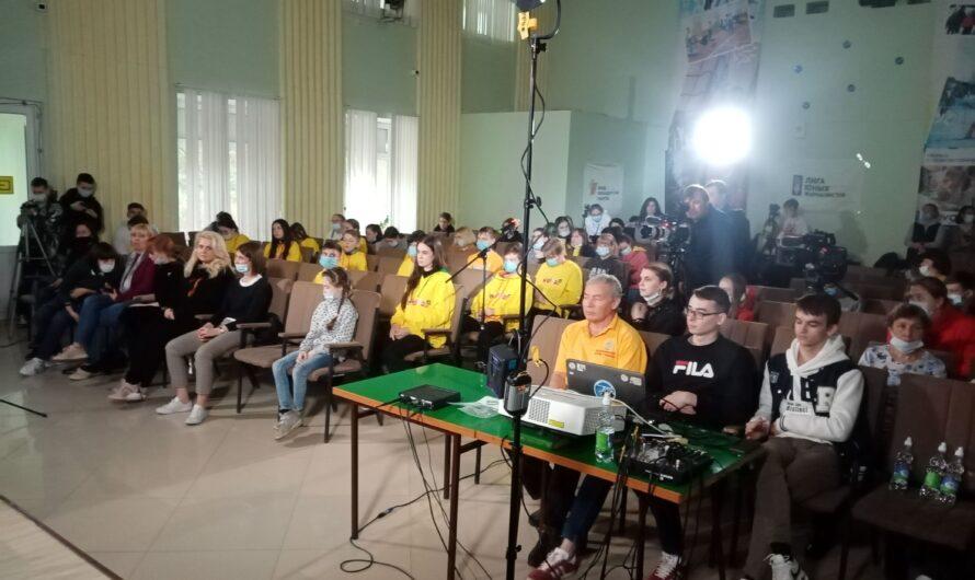 В Чувашии проходят «Волжские встречи», которые собрали юных журналистов из 37 регионов страны