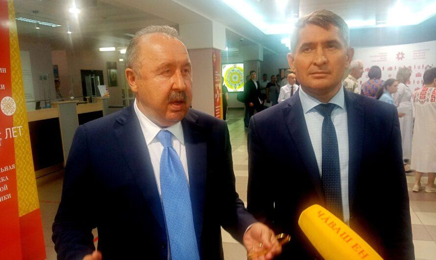 Валерий Газзаев пообещал поддержать национально-культурные объединения Чувашии