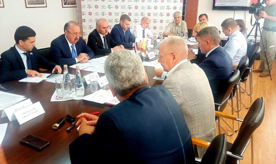 Валерий Газзаев выучил чувашское приветствие «Ырă кун пултăр!»