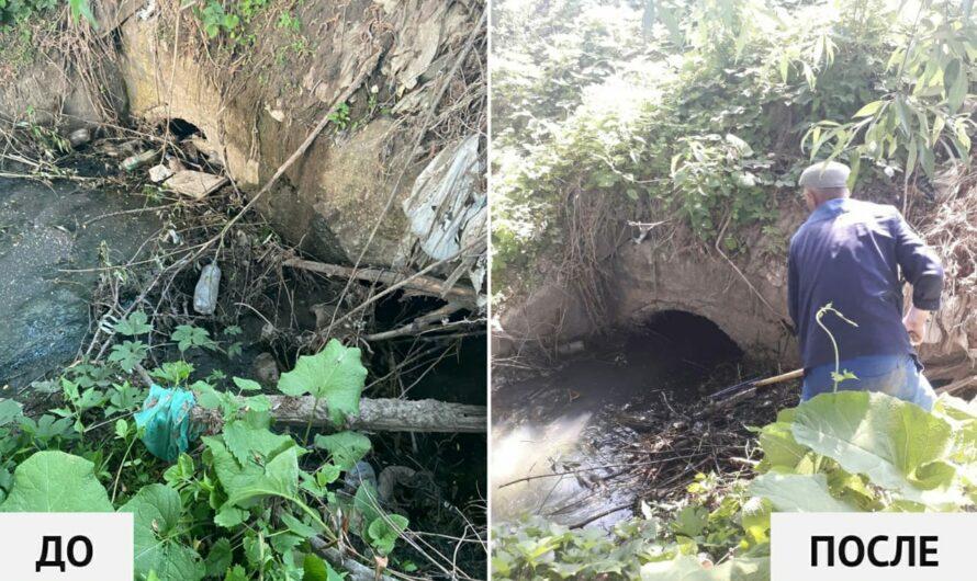 В Канаше решили канализационно-мусорную  проблему