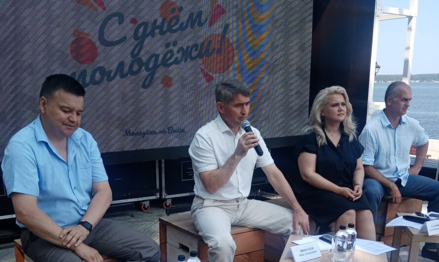 Олег Николаев рассказал о своих студенческих годах