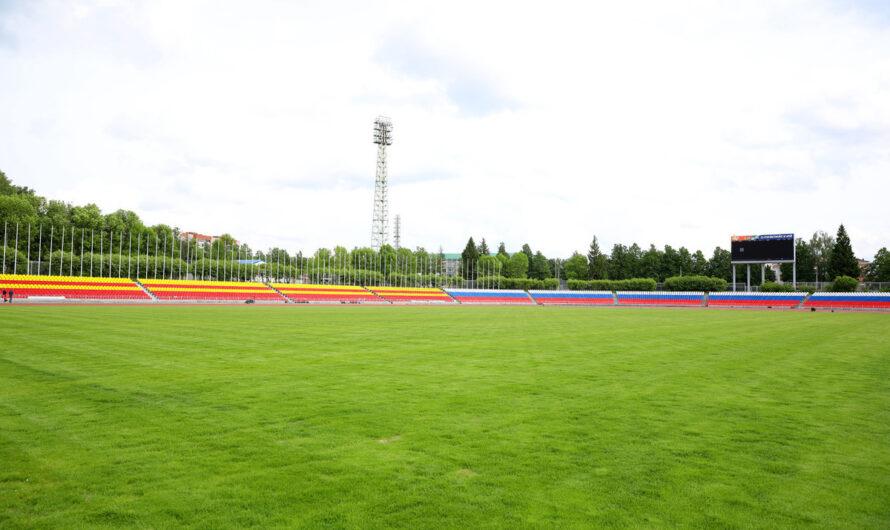 В Чувашии продолжают развивать футбольную инфраструктуру