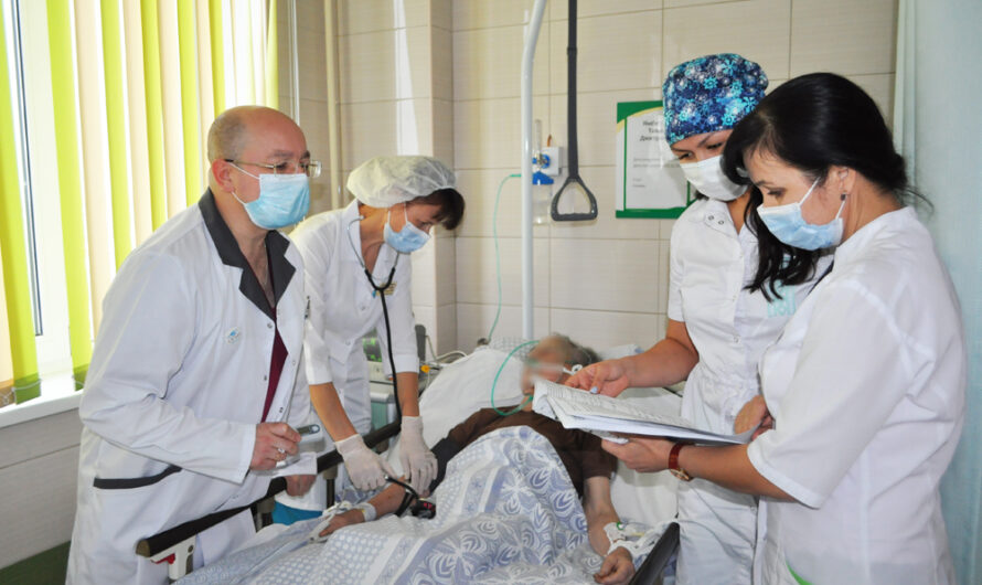 Заведующий первичным сосудистым отделением удостоен 3-го места на Всероссийском конкурсе врачей