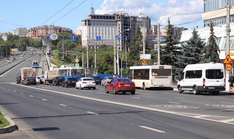 Олег Николаев: Транспортную систему надо перенастроить, в том числе в сообщении между Чебоксарами и Новочебоксарском