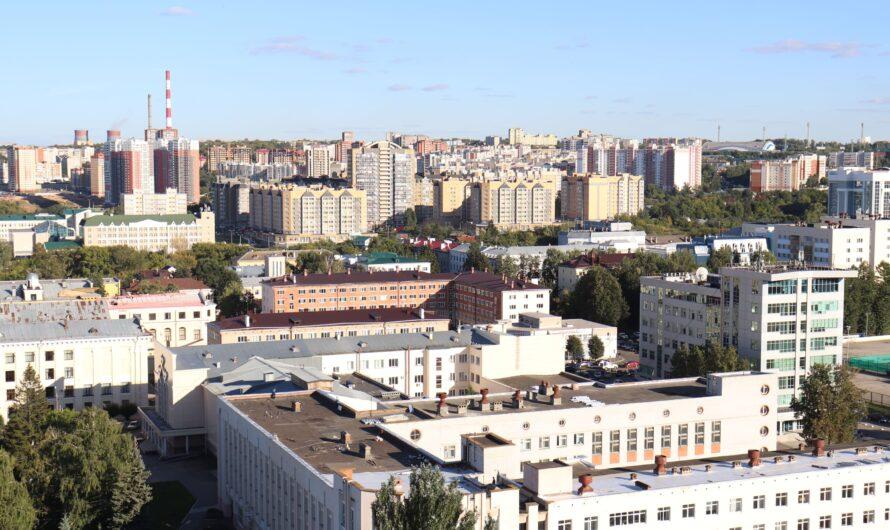 В муниципальные теплосети Чебоксар вложат 19 миллиардов рублей