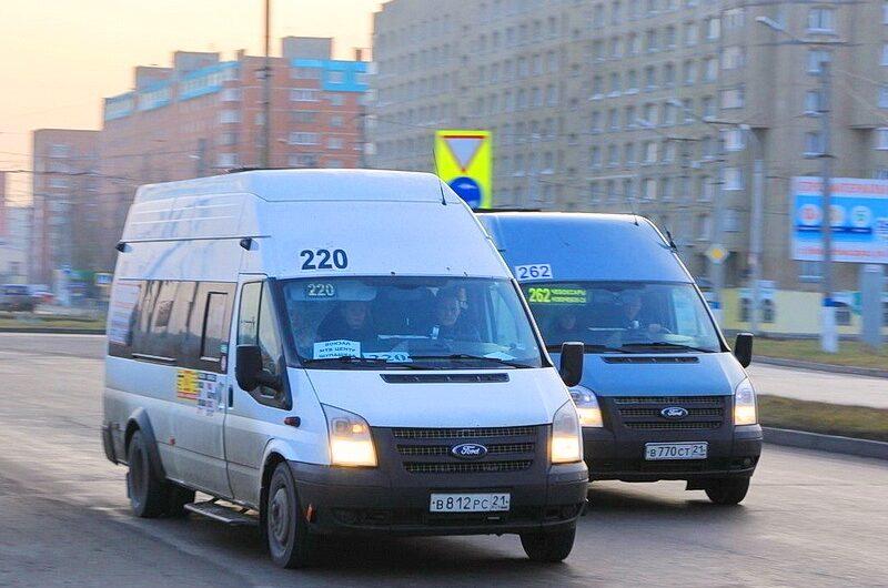 Маршрут № 220 «Чебоксары – Новочебоксарск» не будут отменять