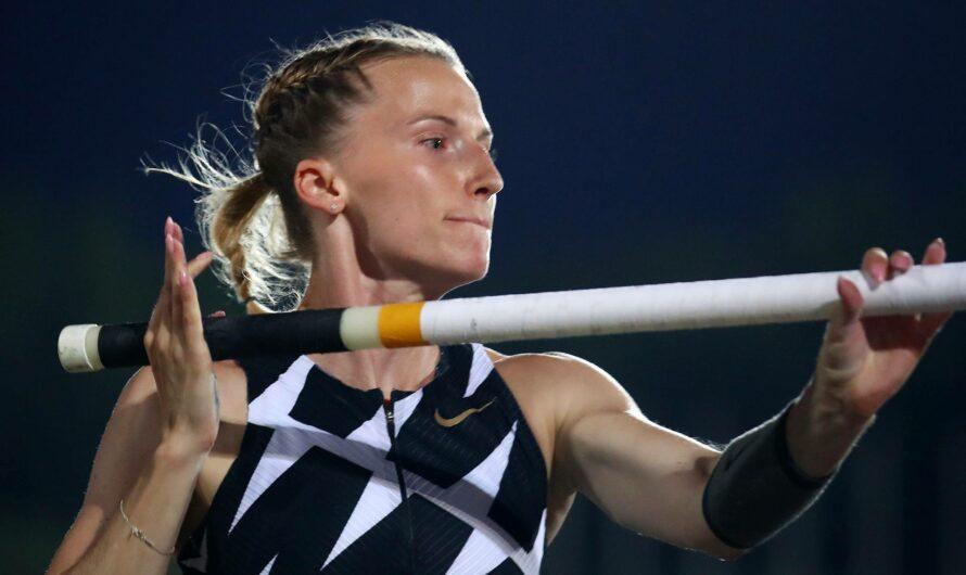 Анжелика Сидорова – серебряный призер этапа Бриллиантовой лиги в Монако