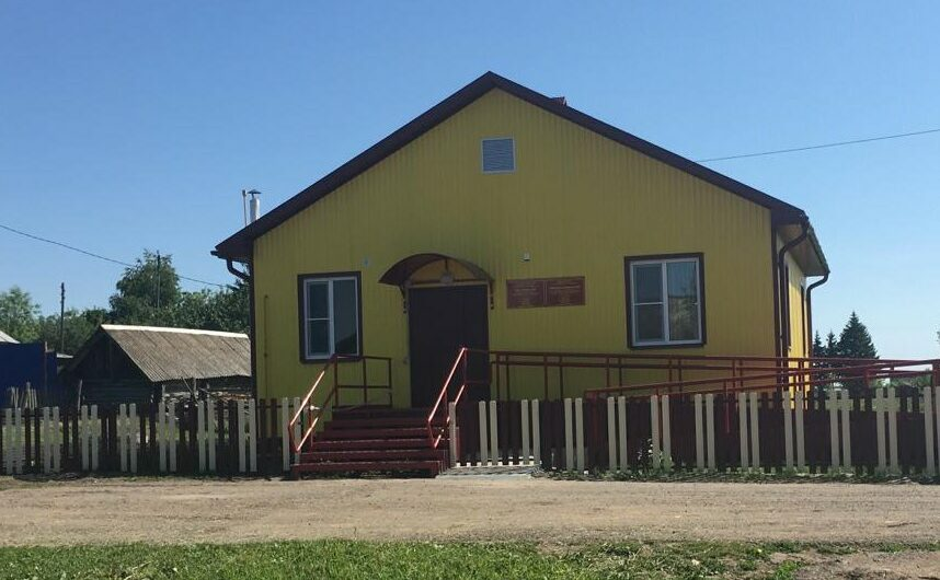 В Канашском районе откроется новый фельдшерско-акушерский пункт