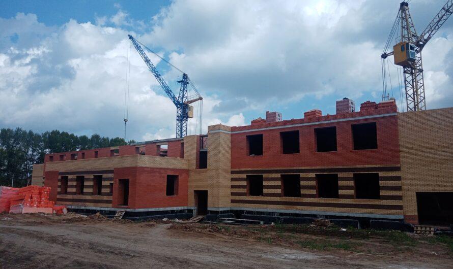 Новый детский сад в Цивильском районе планируют открыть в ноябре
