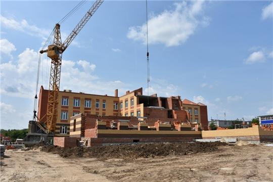 В этом году в Аликовском районе планируют сдать новый детский сад