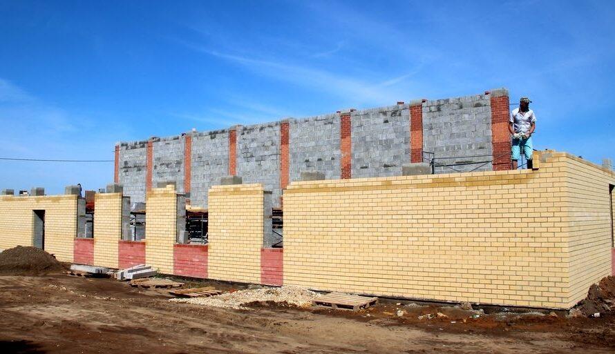 В рамках национального проекта «Культура» регионального проекта «Культурная среда» в Чувашии строят и обновляют учреждения культуры