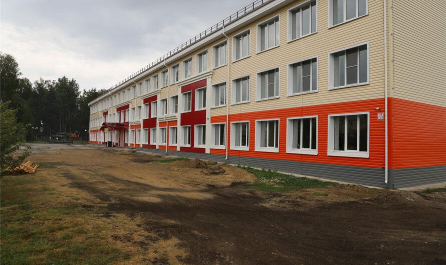 В Комсомольском районе к новому учебному году капитально отремонтируют школу № 1