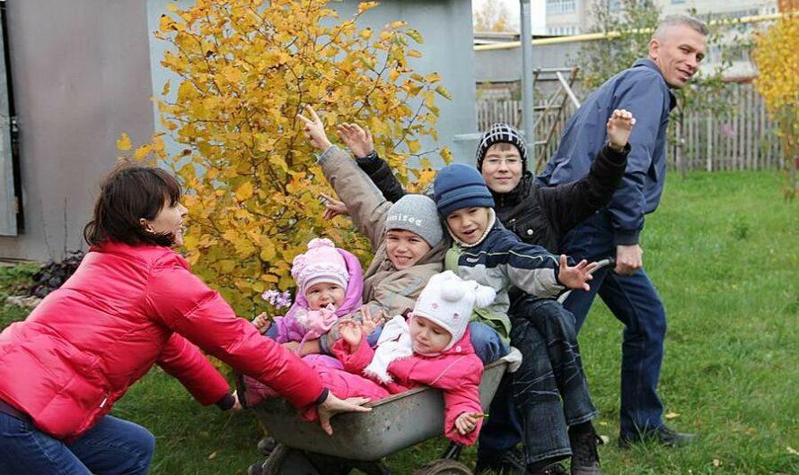 Более 120 миллионов рублей федерального гранта Чувашия направит на поддержку многодетных семей