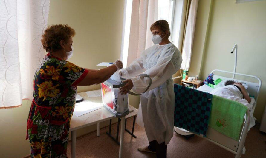 Из-за ковид в Чувашии может измениться количество избирательных участков в больницах