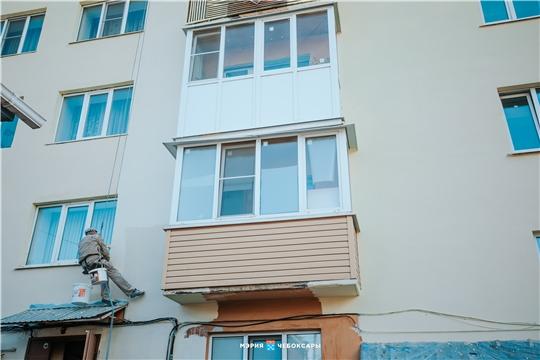 Жителям чебоксарской многоэтажки вернут 1,6 млн рублей за энергоэффективный ремонт